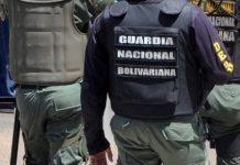 GNB ayuda humanitaria colombia