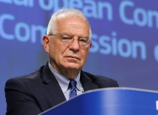 Borrell envió delegación a Caracas para pactar la postergación de las parlamentarias-Maduro-Borrell
