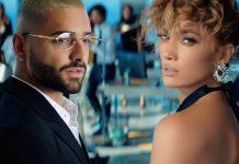 """Jennifer Lopez y Maluma """"Pa ti + Lonely"""""""