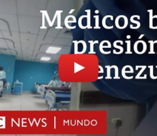 médicos, Venezuela, BBC